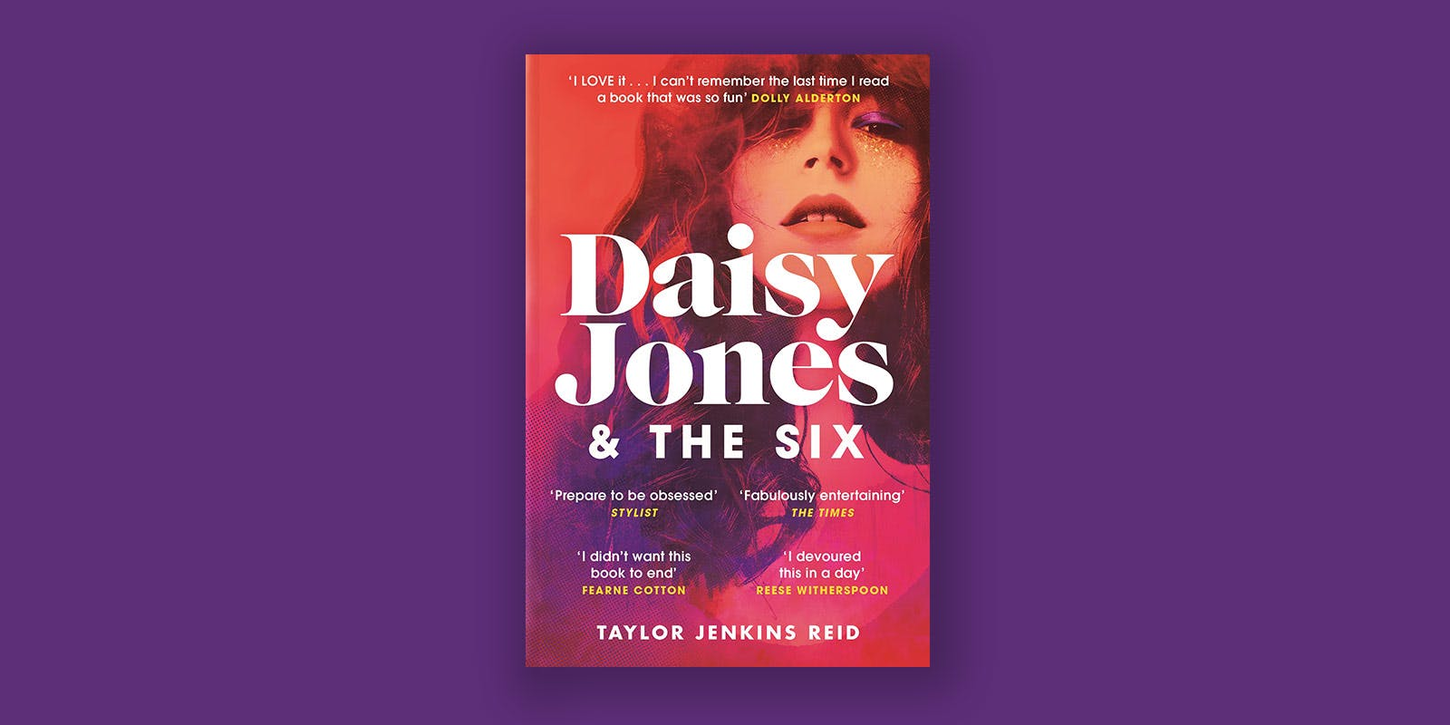 Daisy Jones and The Six book club notes