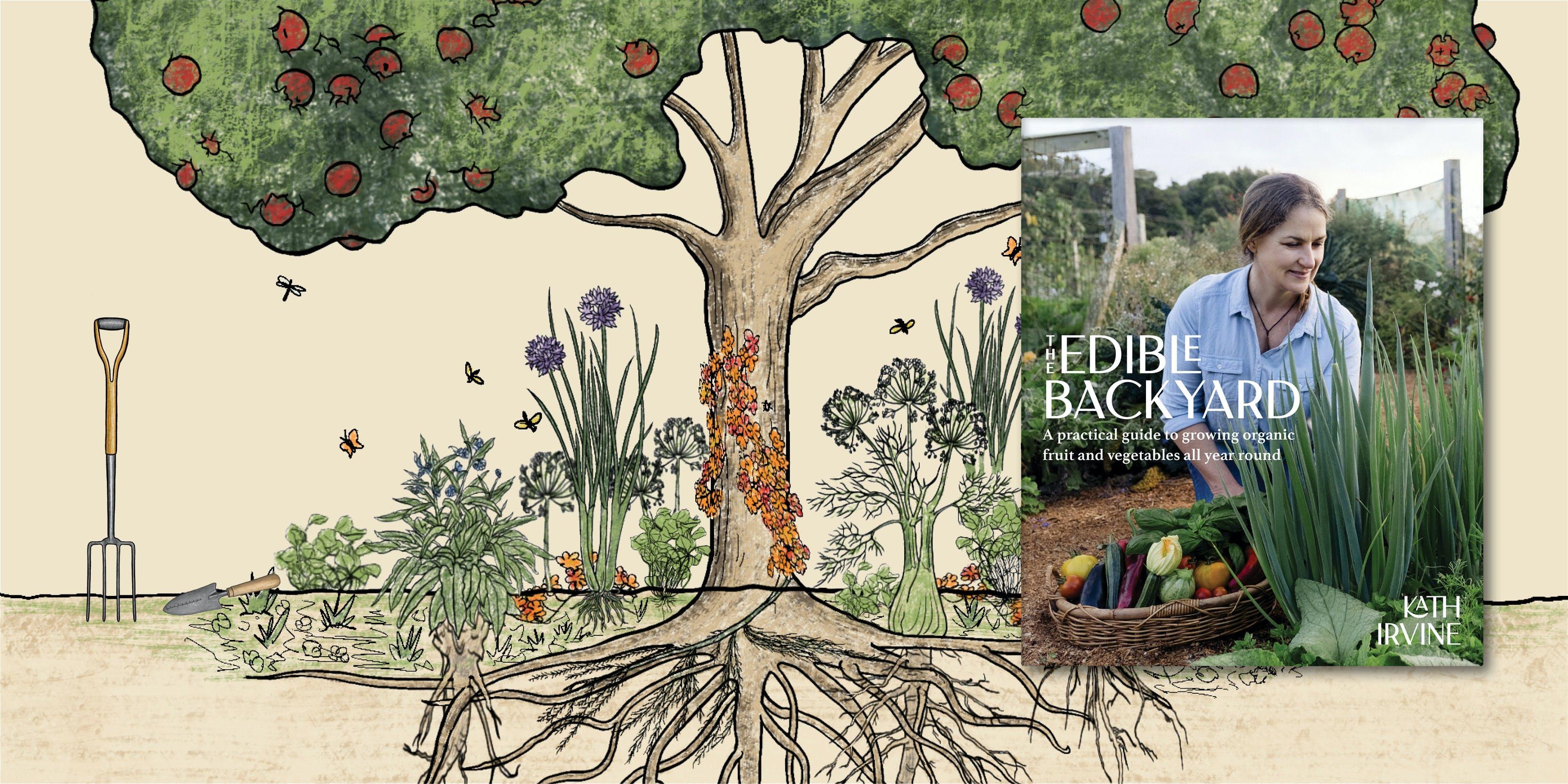 Kath Irvine's 5 favourite spring crops