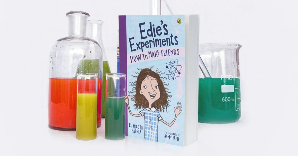 Edie's Experiments activity pack