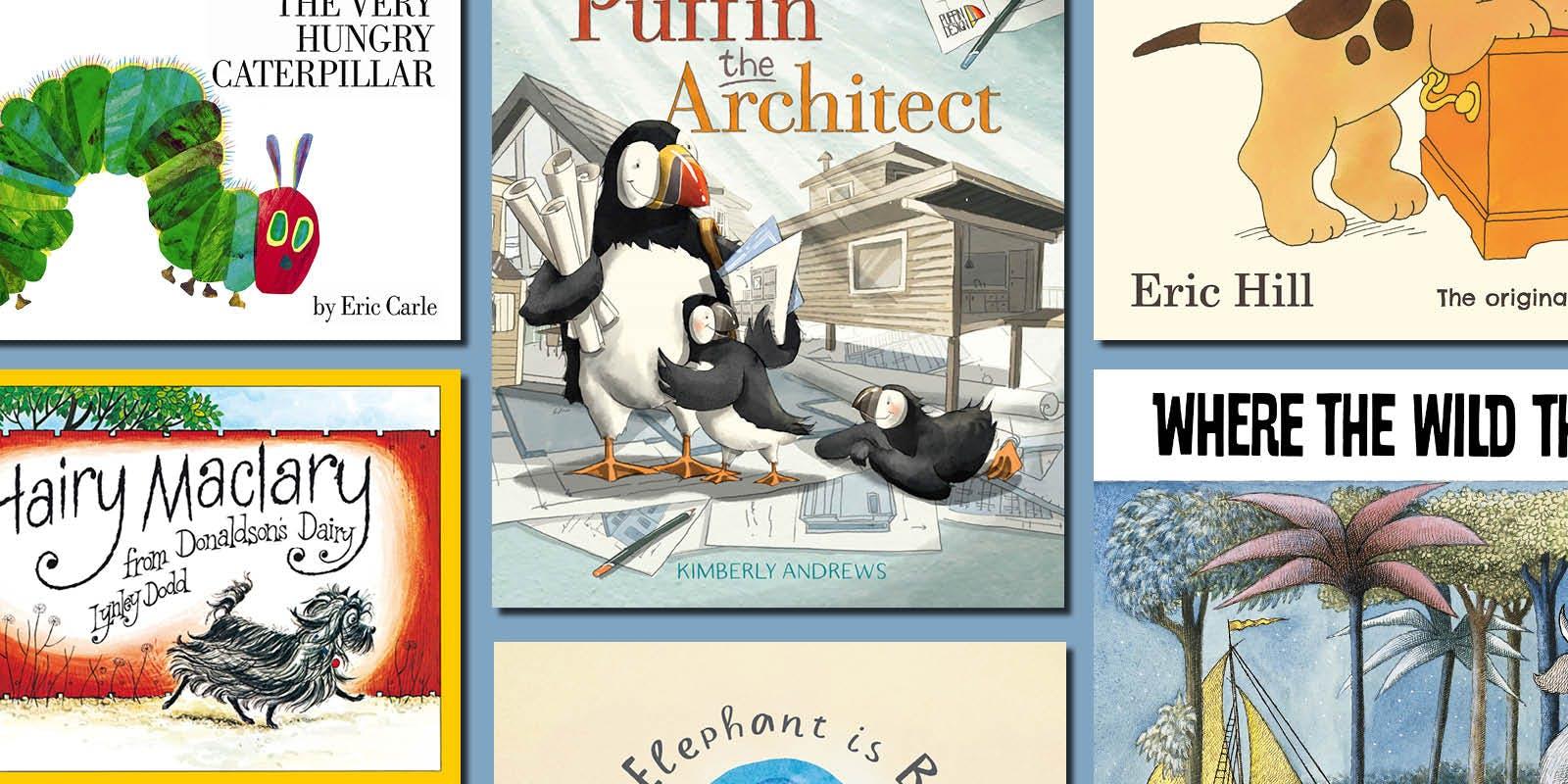 10 must read books for children under 5!