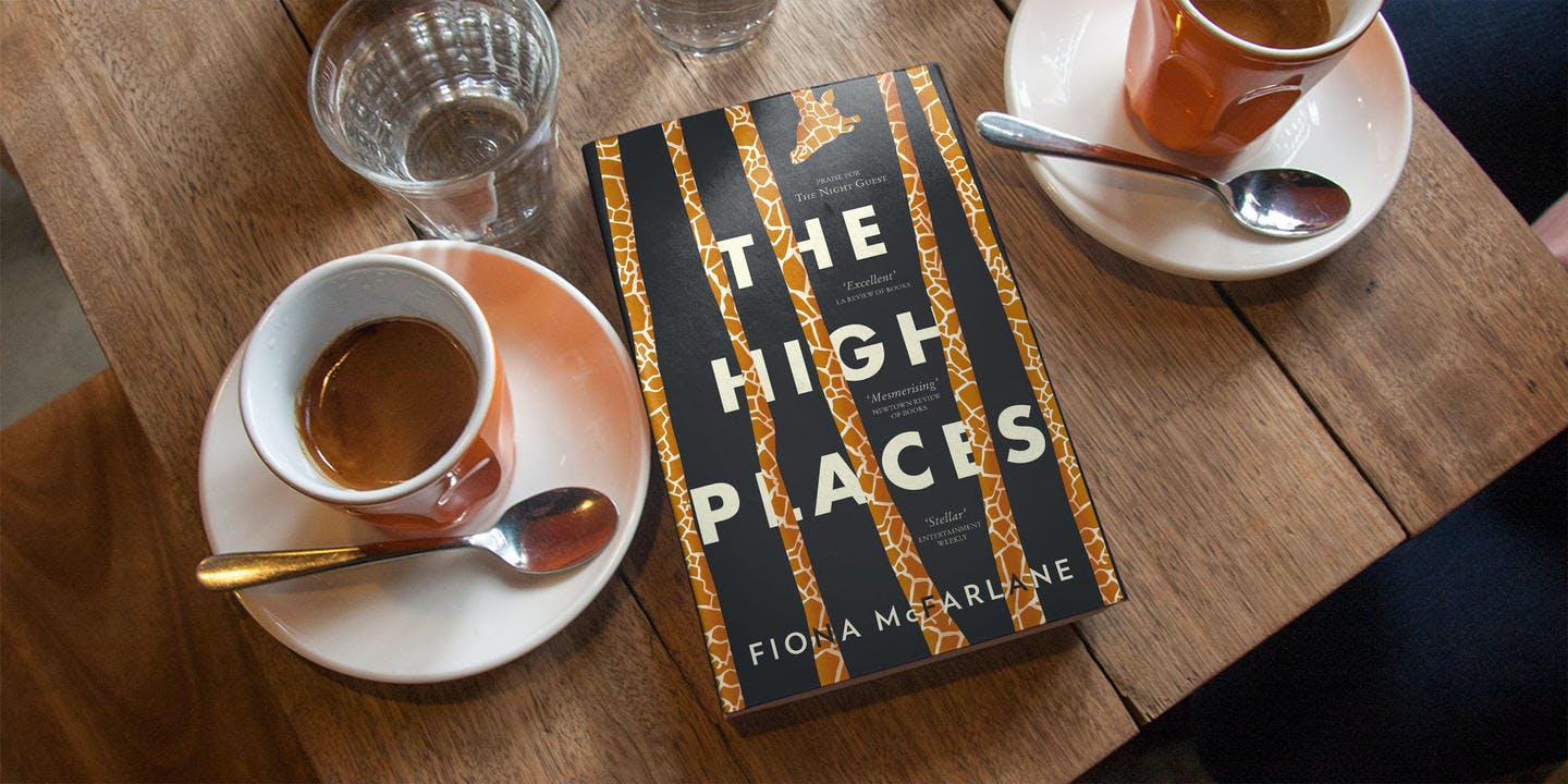 High Places book club notes