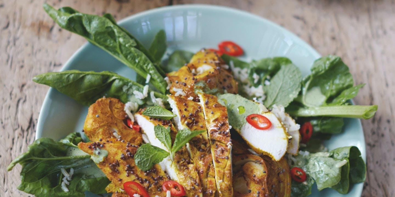 Jamie Oliver's bombay chicken