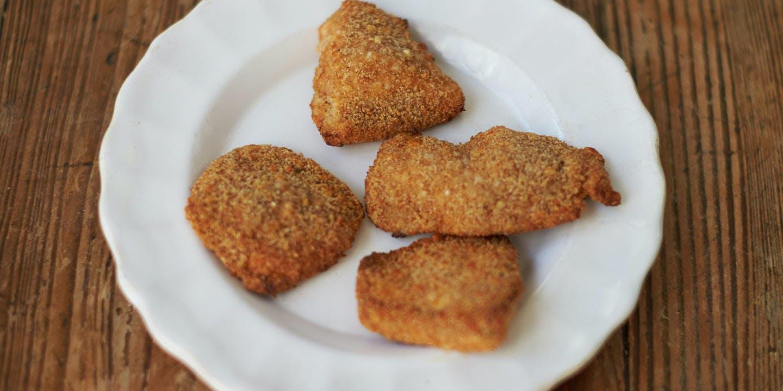 Jamie's proper chicken nuggets
