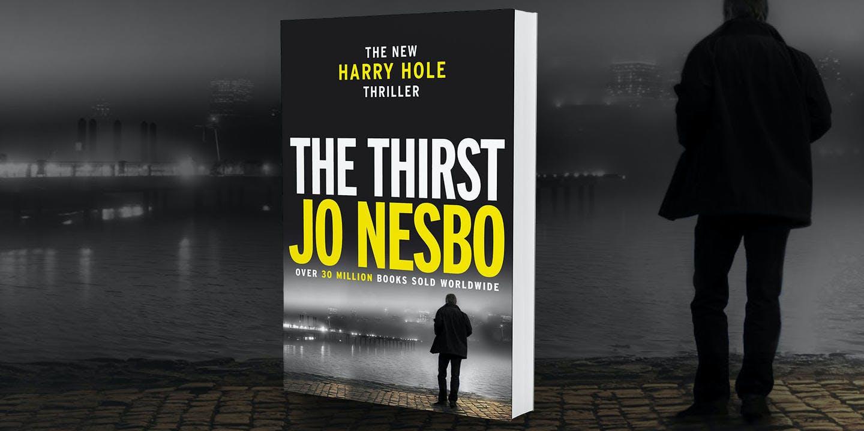 Jo Nesbø on writing