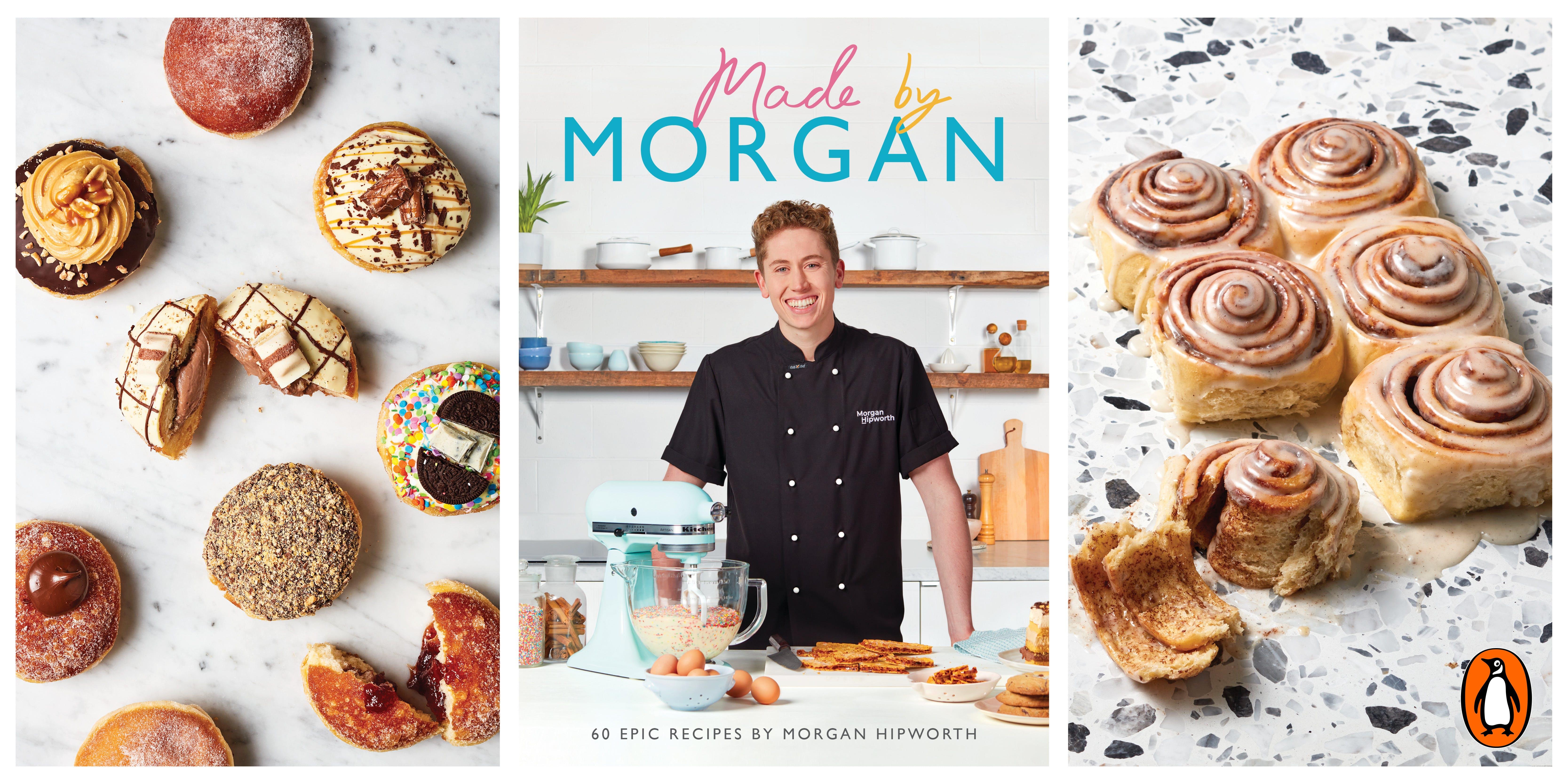 Morgan's TikTok-famous recipes