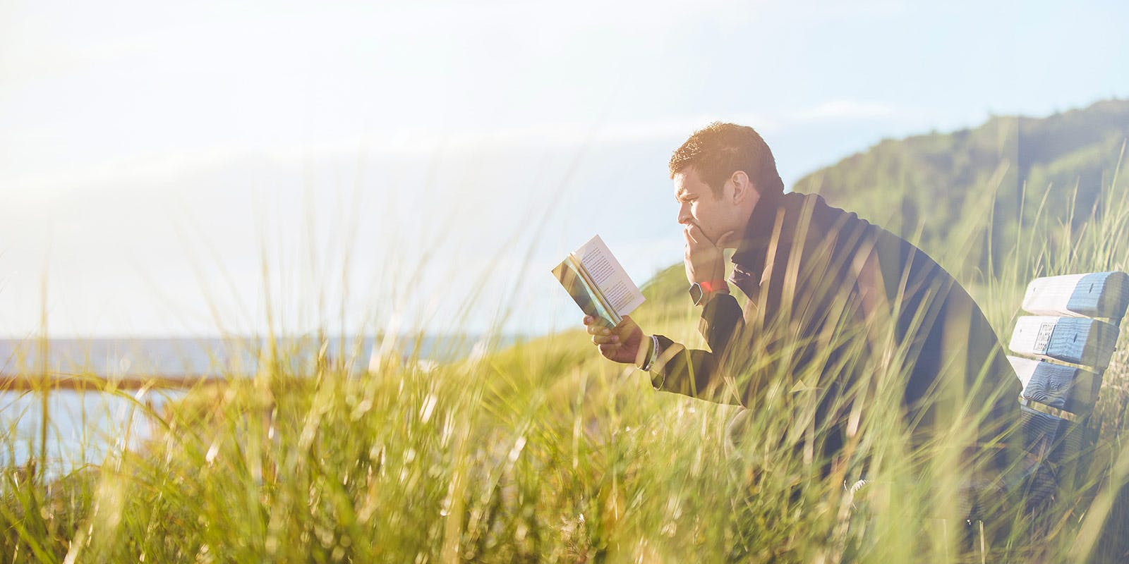 The four hidden health benefits of reading