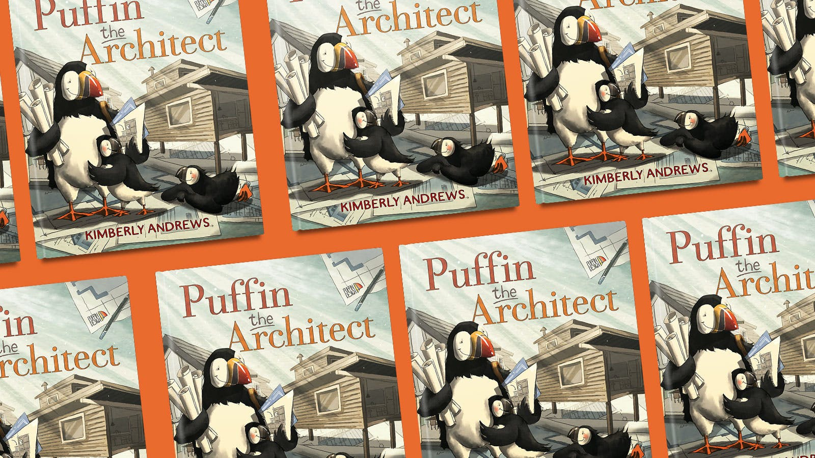 Puffin the Architect activity pack