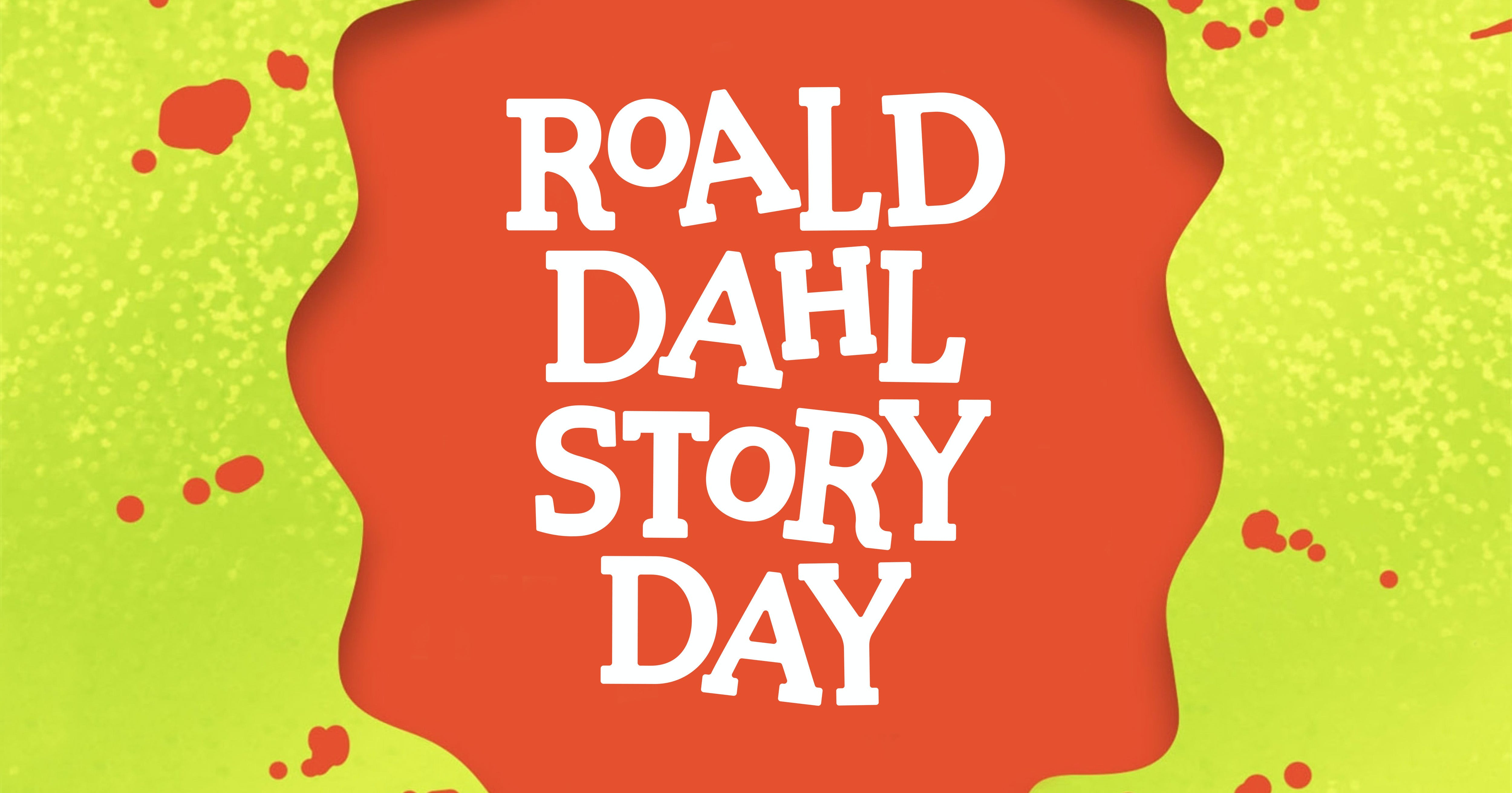 Roald Dahl Story Day 2021 party pack