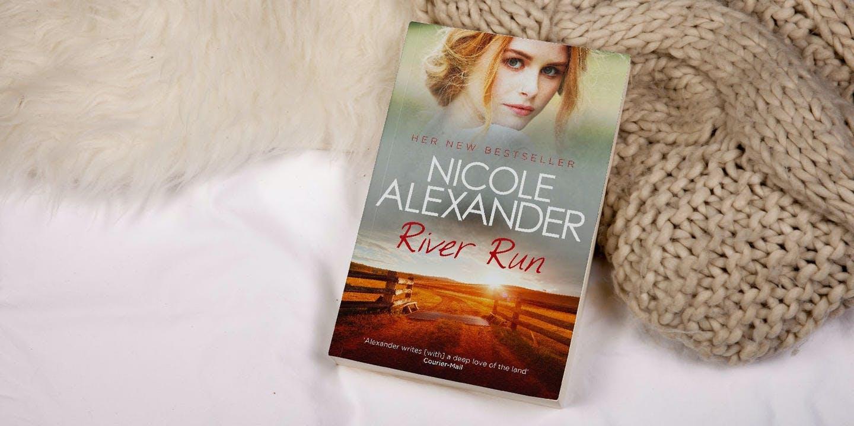 River Run book club notes