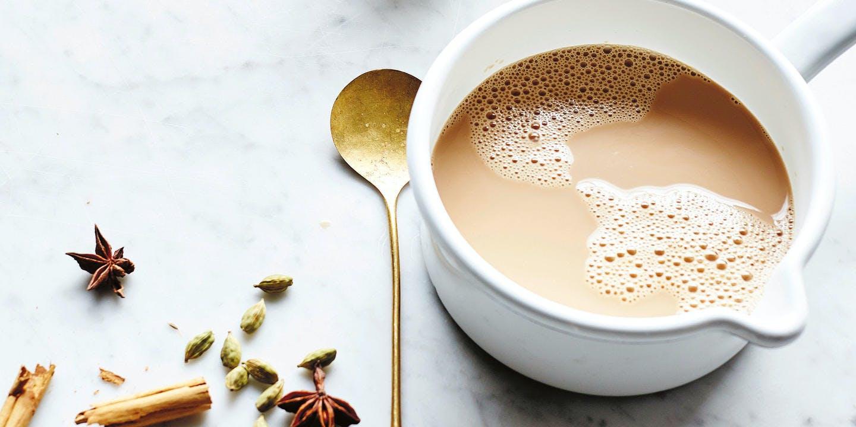 Sarah Todd's chai tea