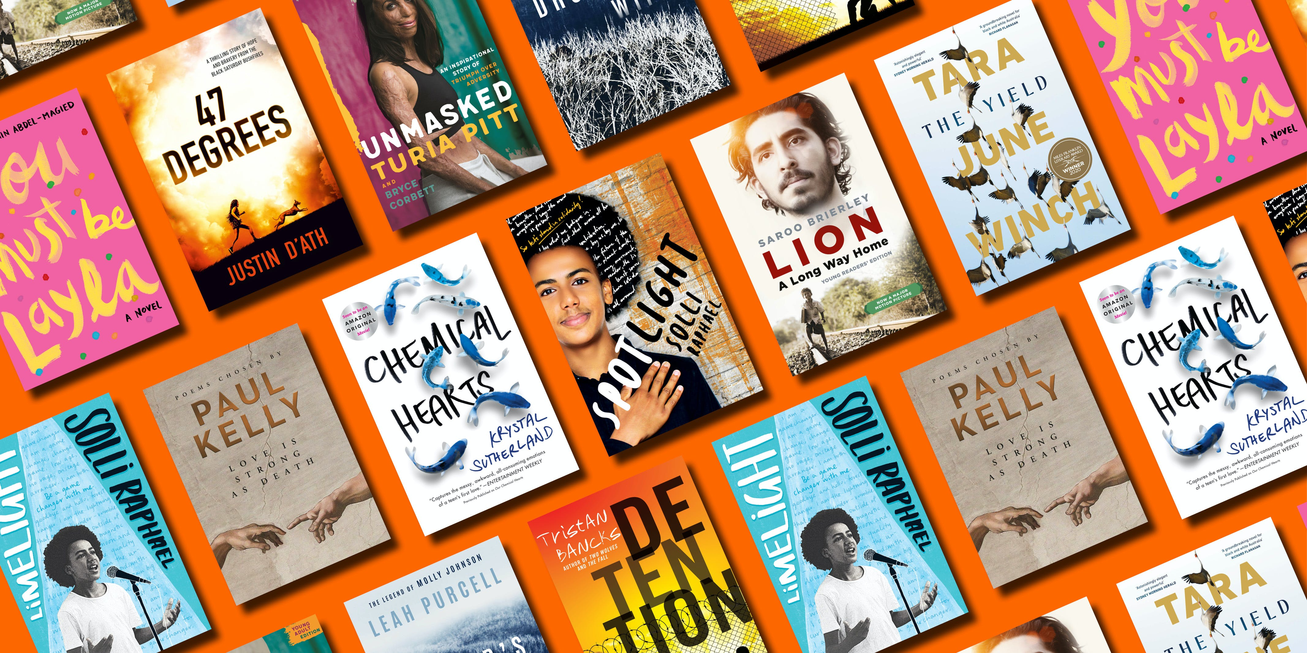The best new books for high school students