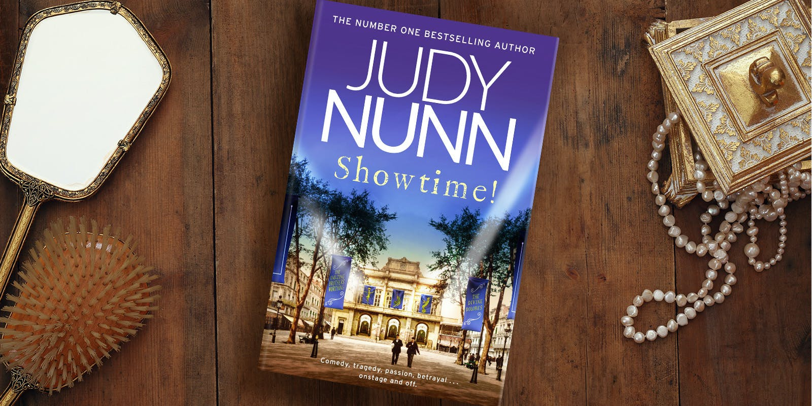 Showtime! book club notes