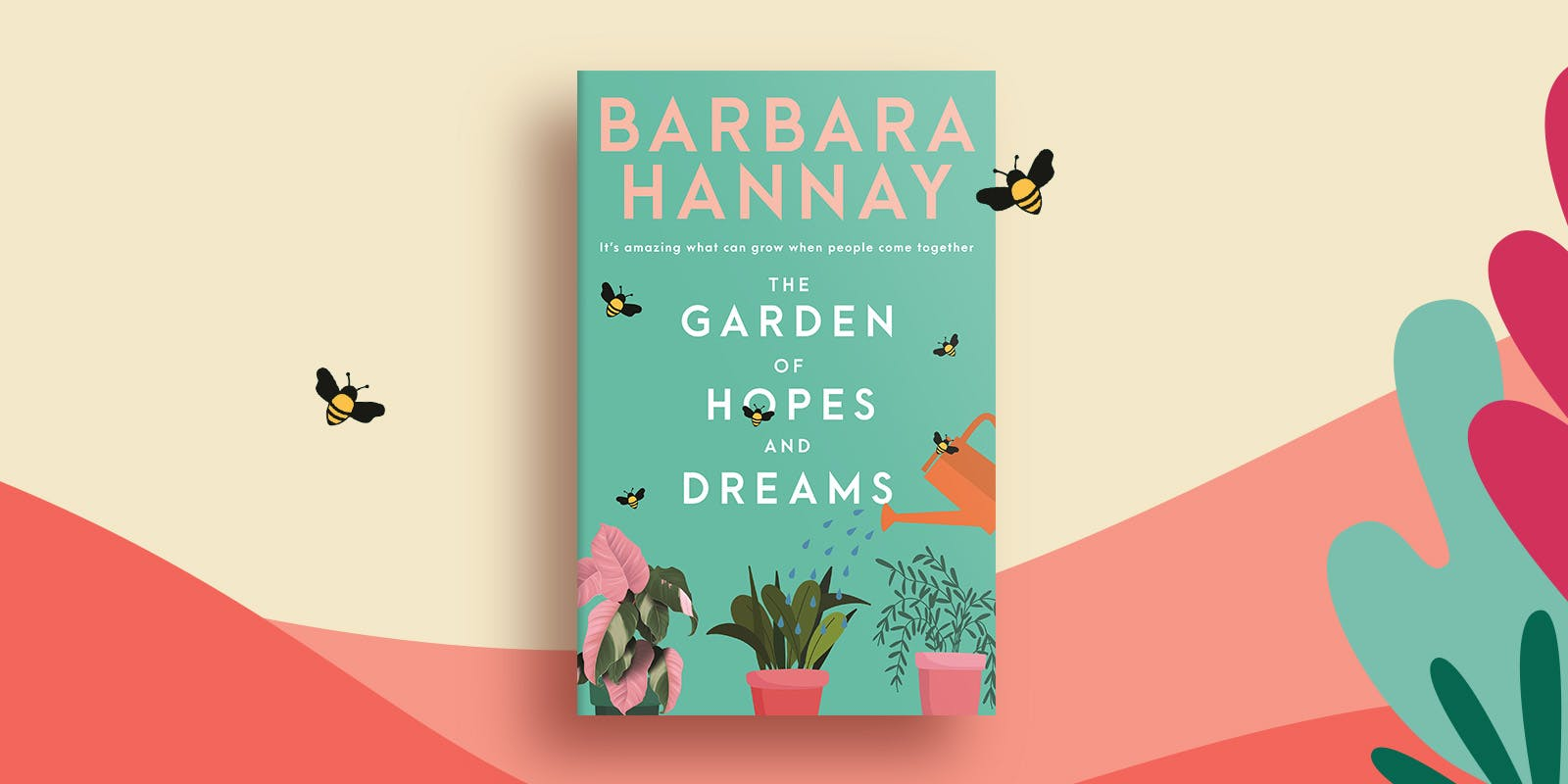 The Garden of Hopes and Dreams book club notes