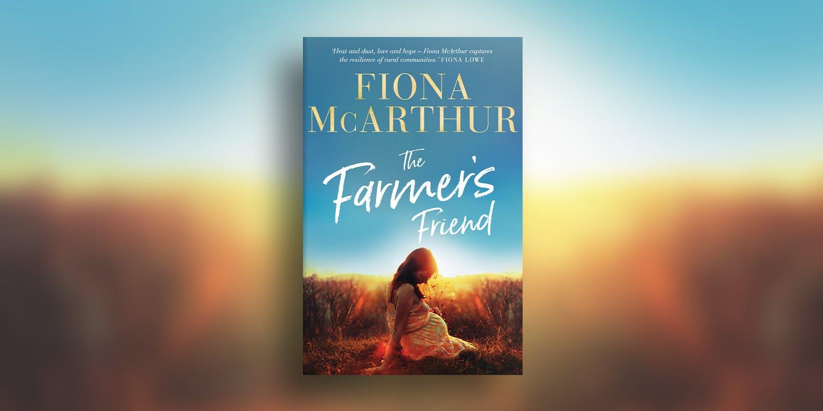 The Farmer's Friend book club notes