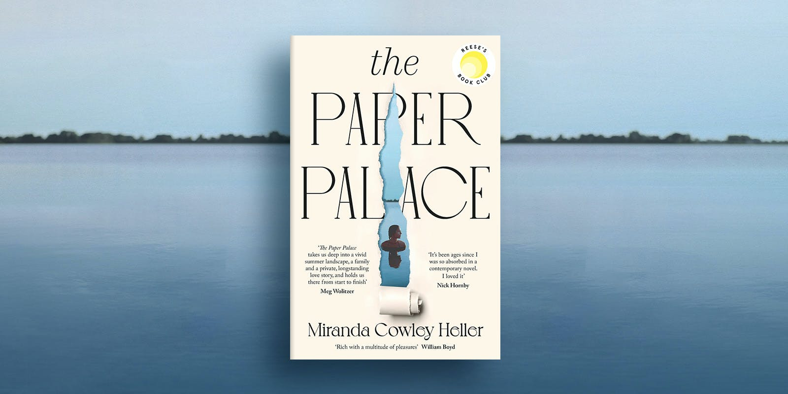 The Paper Palace book club notes