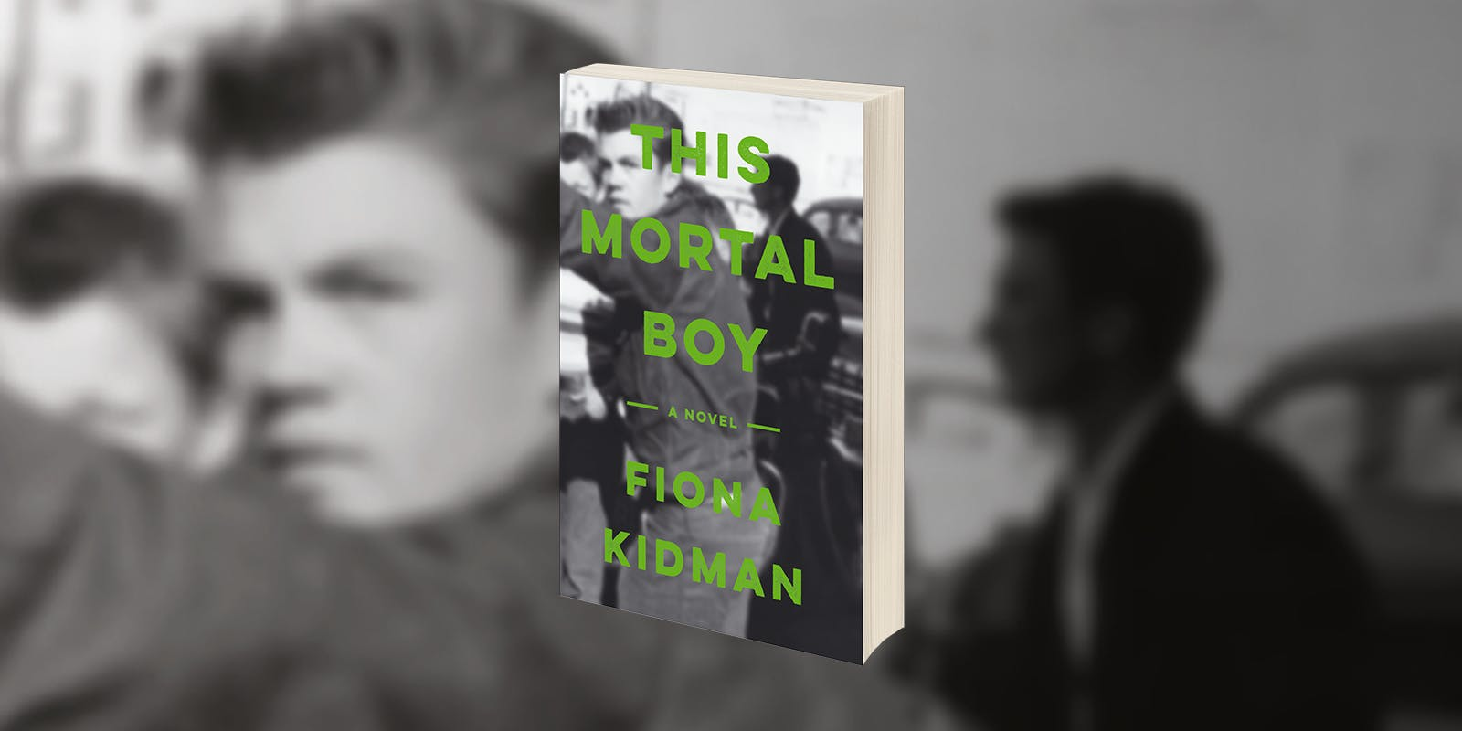 This Mortal Boy - book club guide