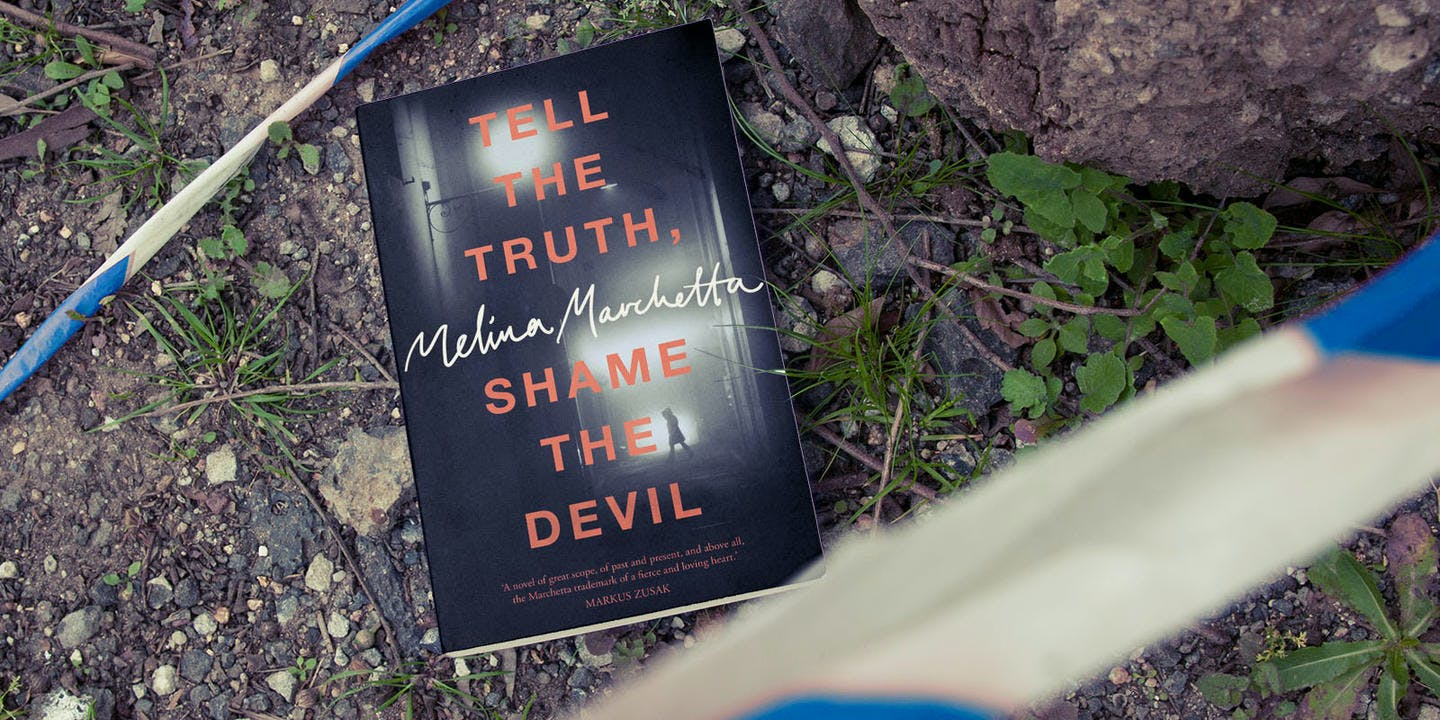 Tell the Truth, Shame the Devil book club notes