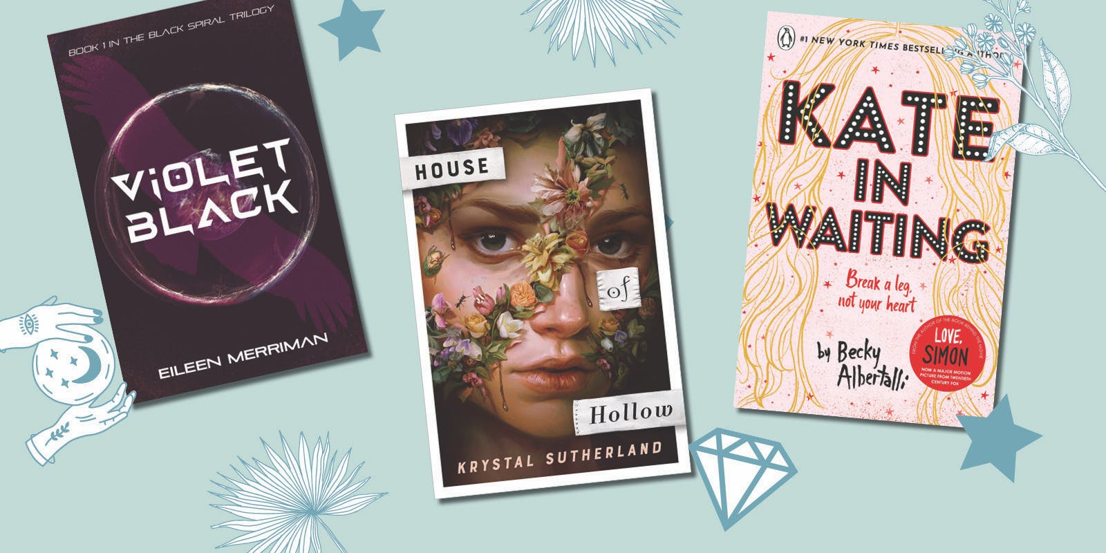 YA fiction we can't wait to read in 2021!