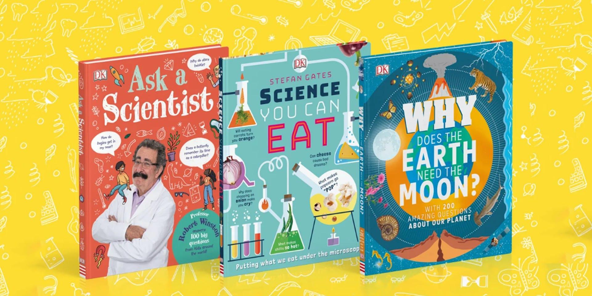 14 science books for kids - Penguin Books Australia